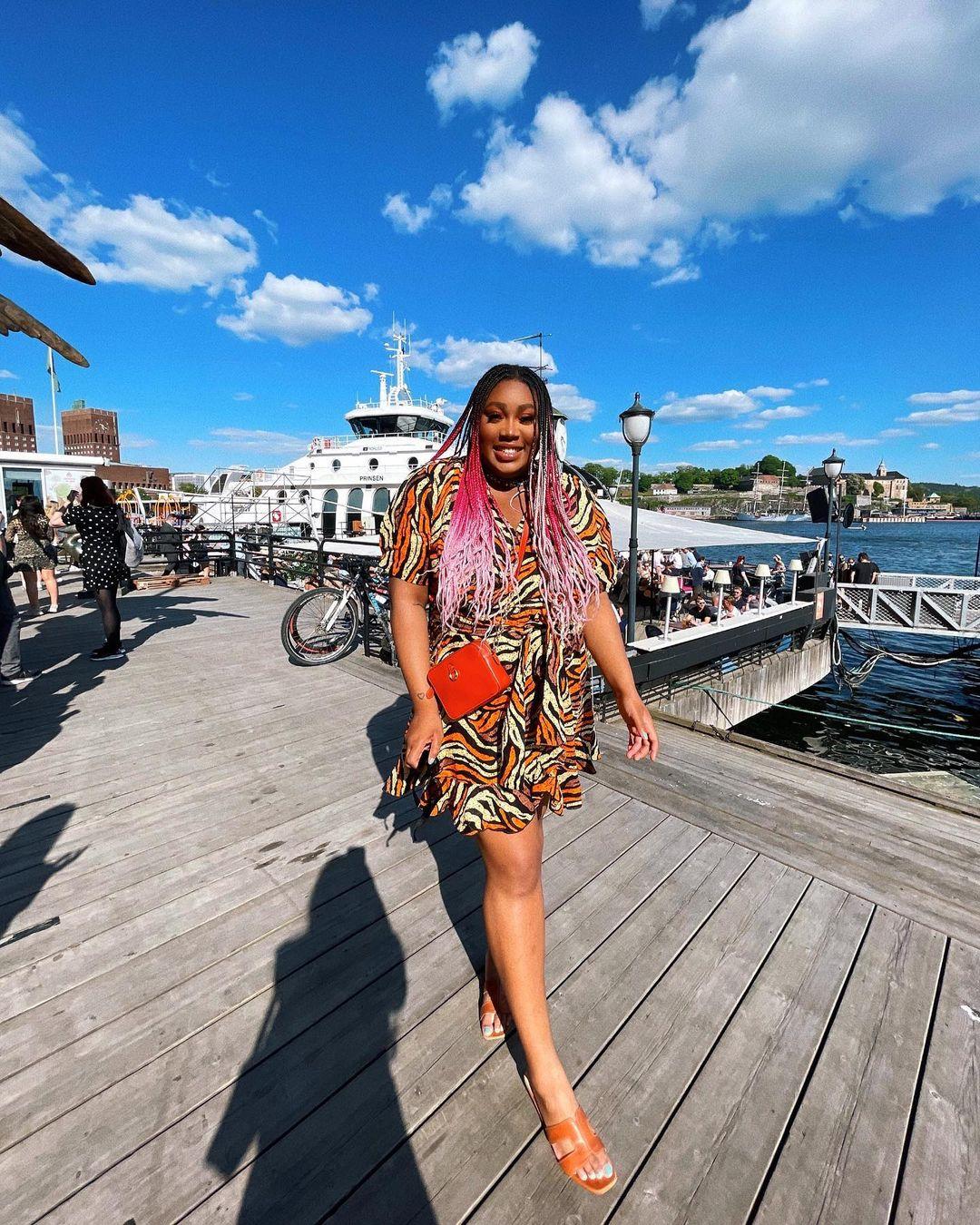 Chioma Anugweje med sine tips til favoritter i Oslo