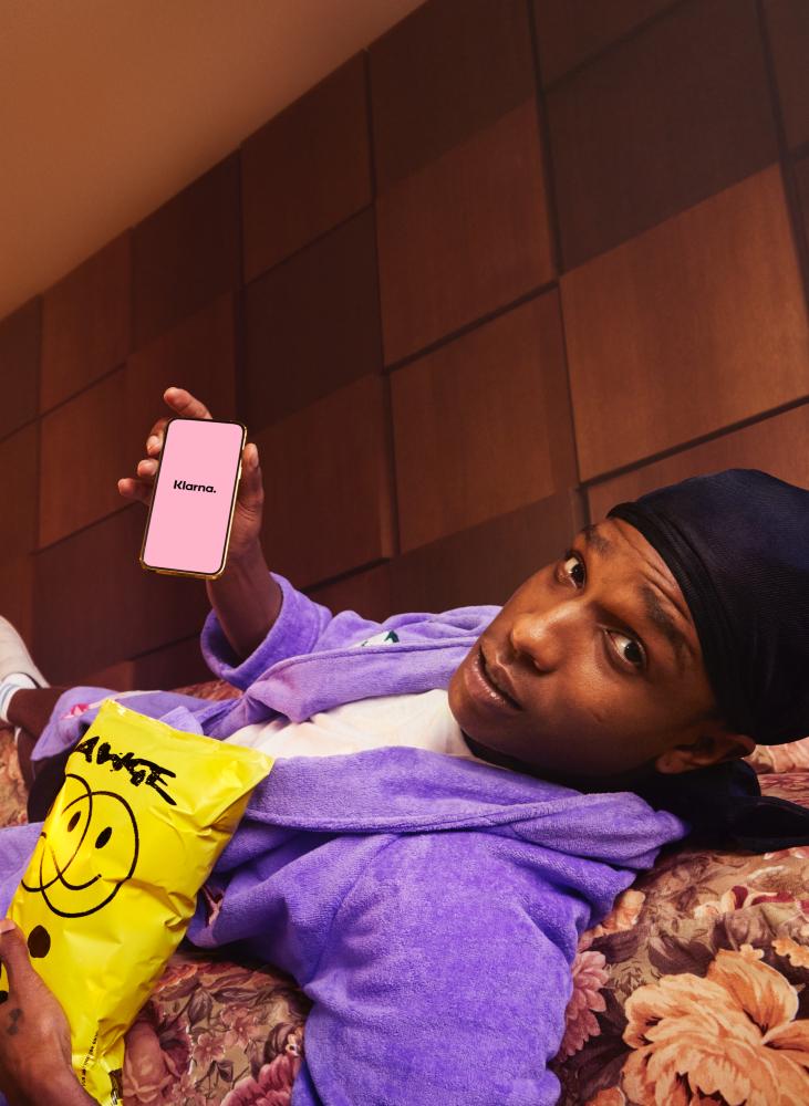 A$AP Rocky og Klarna lager global motekampanje