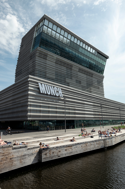 Nye Munchmuseet.