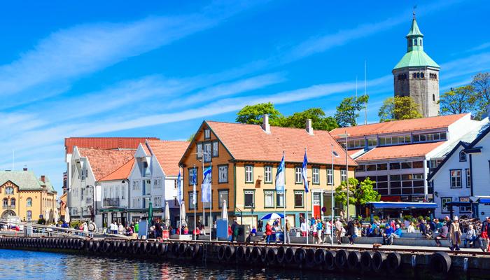 24 timer i Stavanger