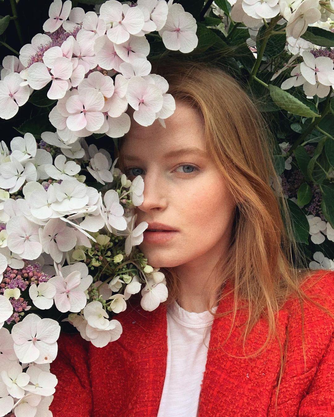 Min sommer med modell Helene Hammer