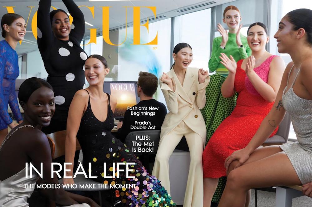 Ariel Nicholson er den første transpersonen på forsiden av Vogue