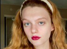 Ariel Nicholson er den første transpersonen på forsiden av amerikanske Vogue