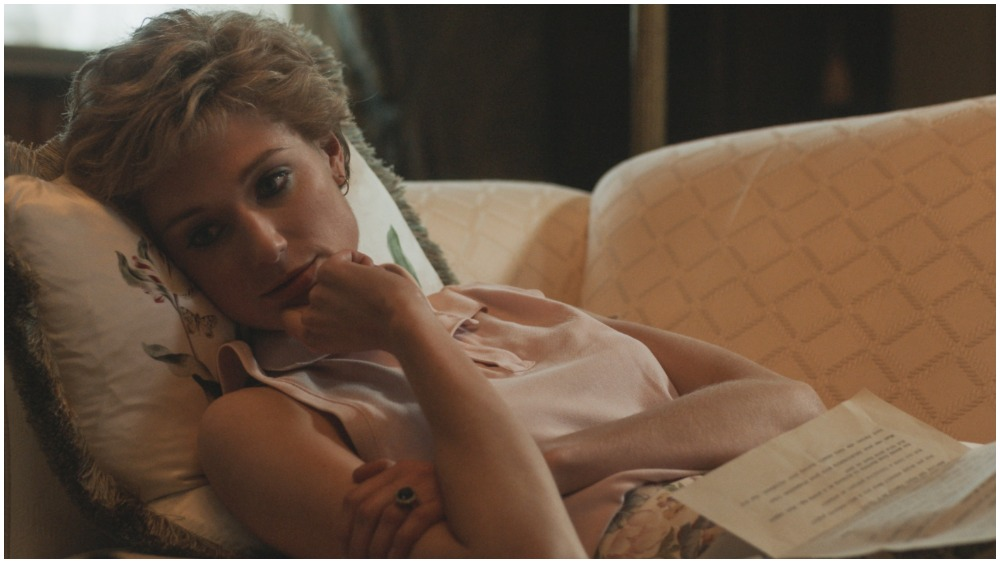 I rollen som prinsesse Diana