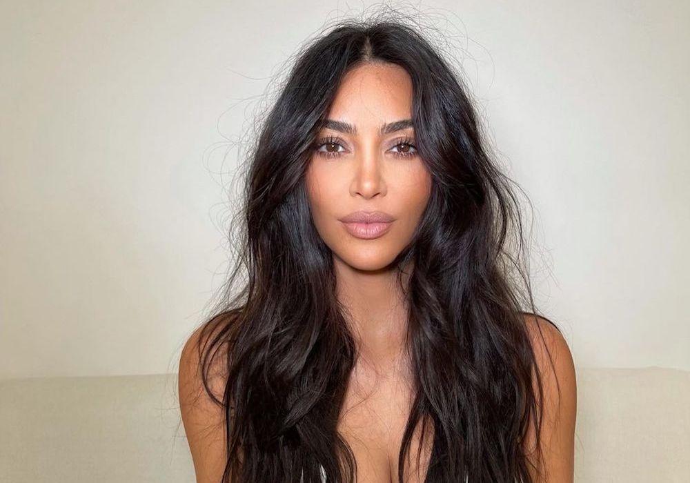 Lanserer Kim Kardashian badetøy?