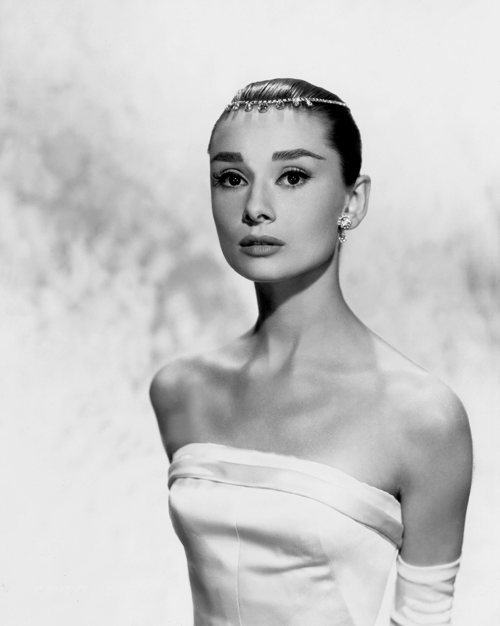 Audrey Hepburn var første ambassadør for Givenchy