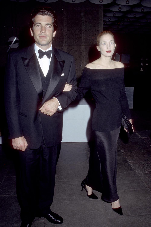 Nå kommer serien om John F. Kennedy Jr og Carolyn Bessette
