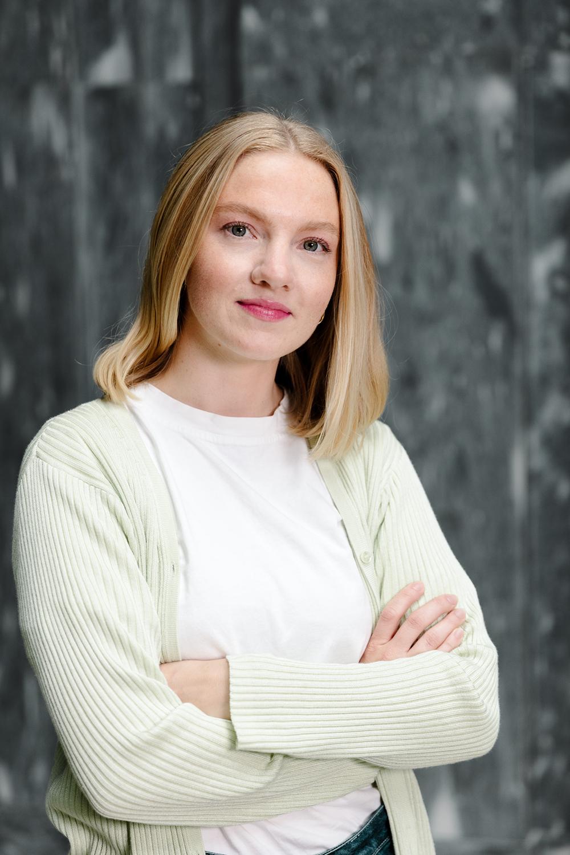 Victoria Øverby Steinland.