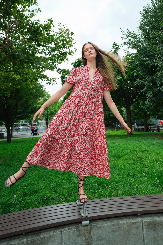 Kjole fra Zara