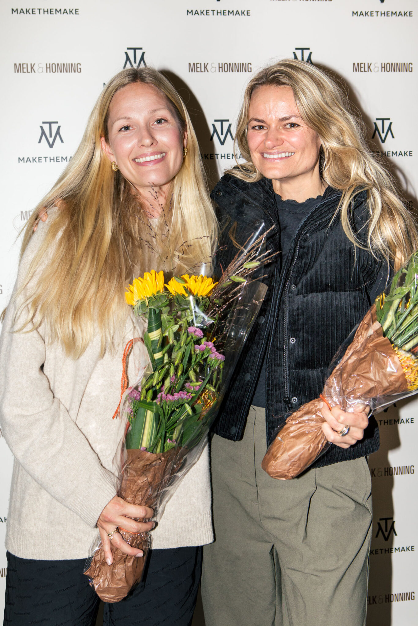 Maria Holzweiler Skappel og Susanne Holzweiler