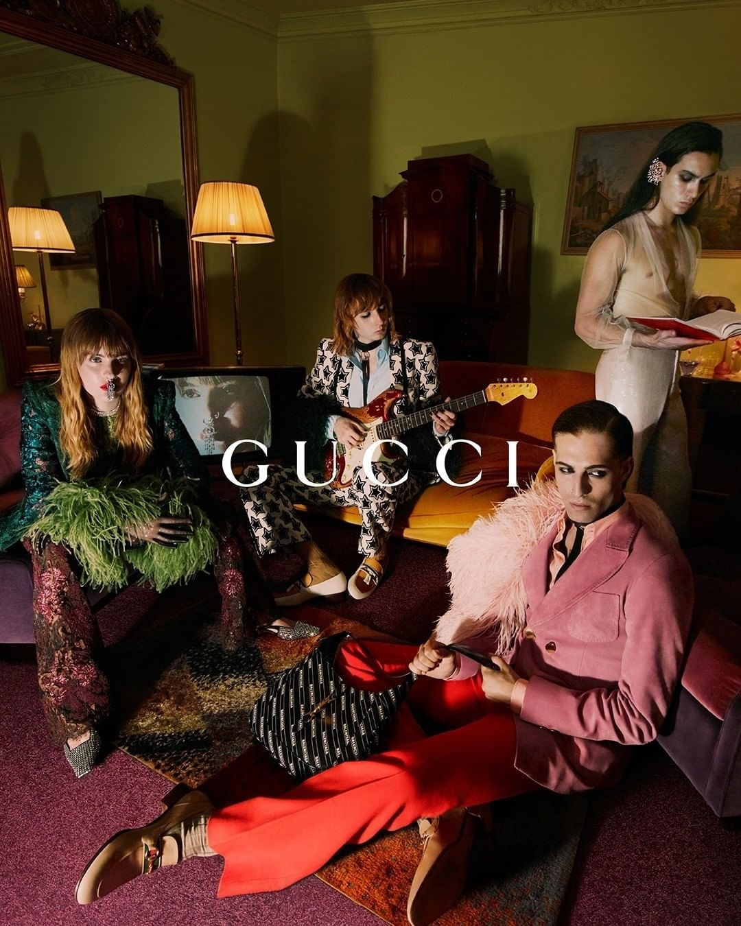 Gucci x Måneskin