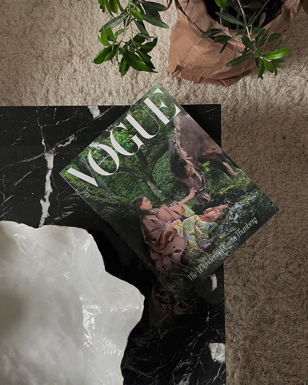 Pia Henriksen anmelder Vogue Scandinavia