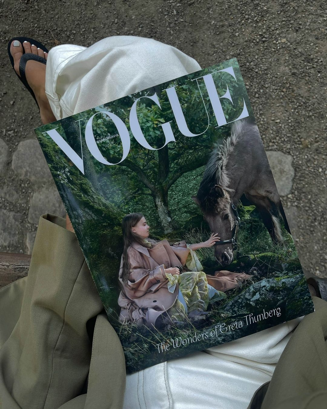 Pia Henriksen om Vogue Scandinavia