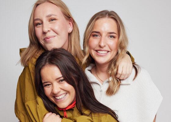 H&M inviterte venninnegjengene til drømmedag