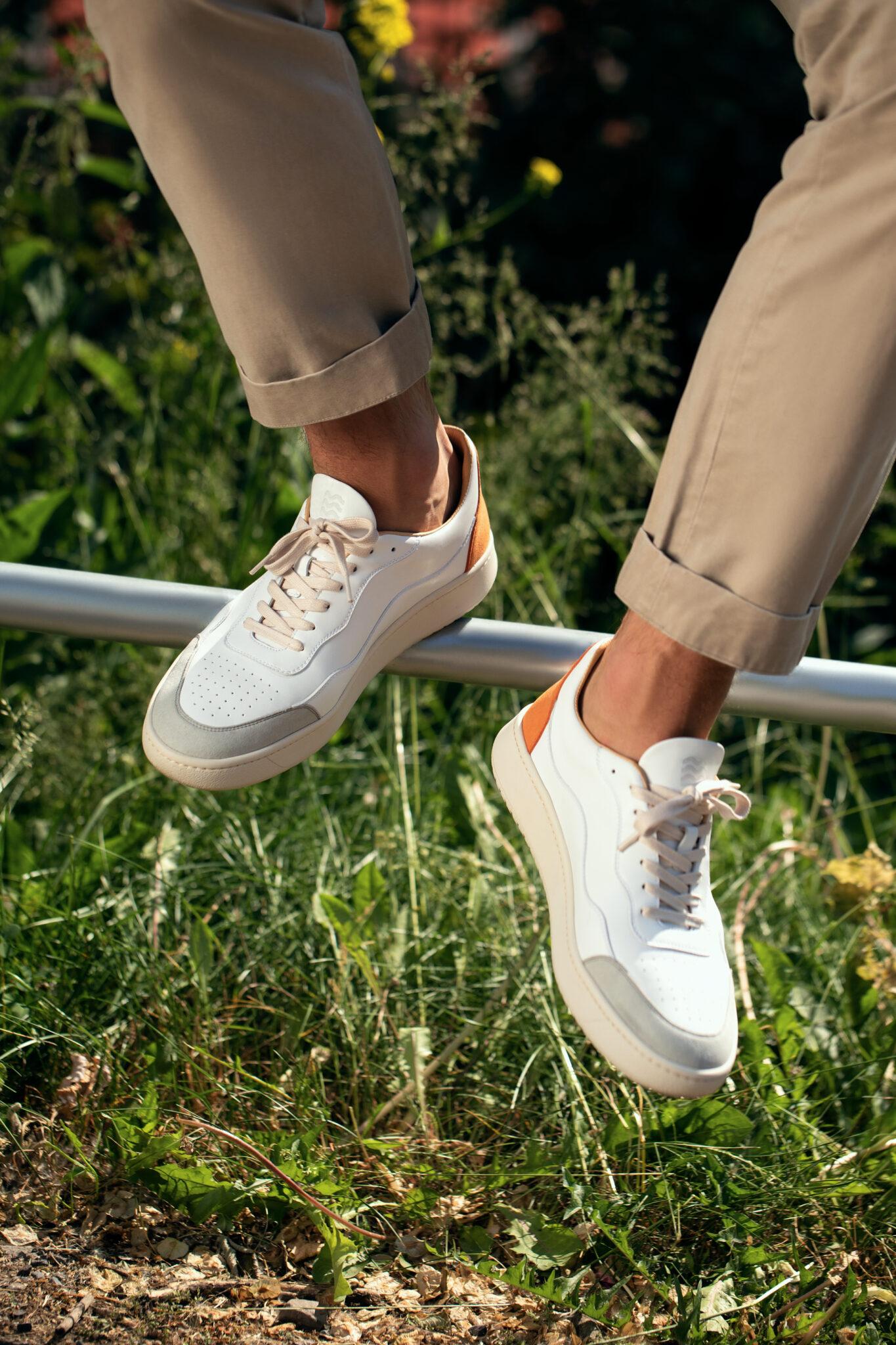 mer bærekraftige sko fra New Movements.